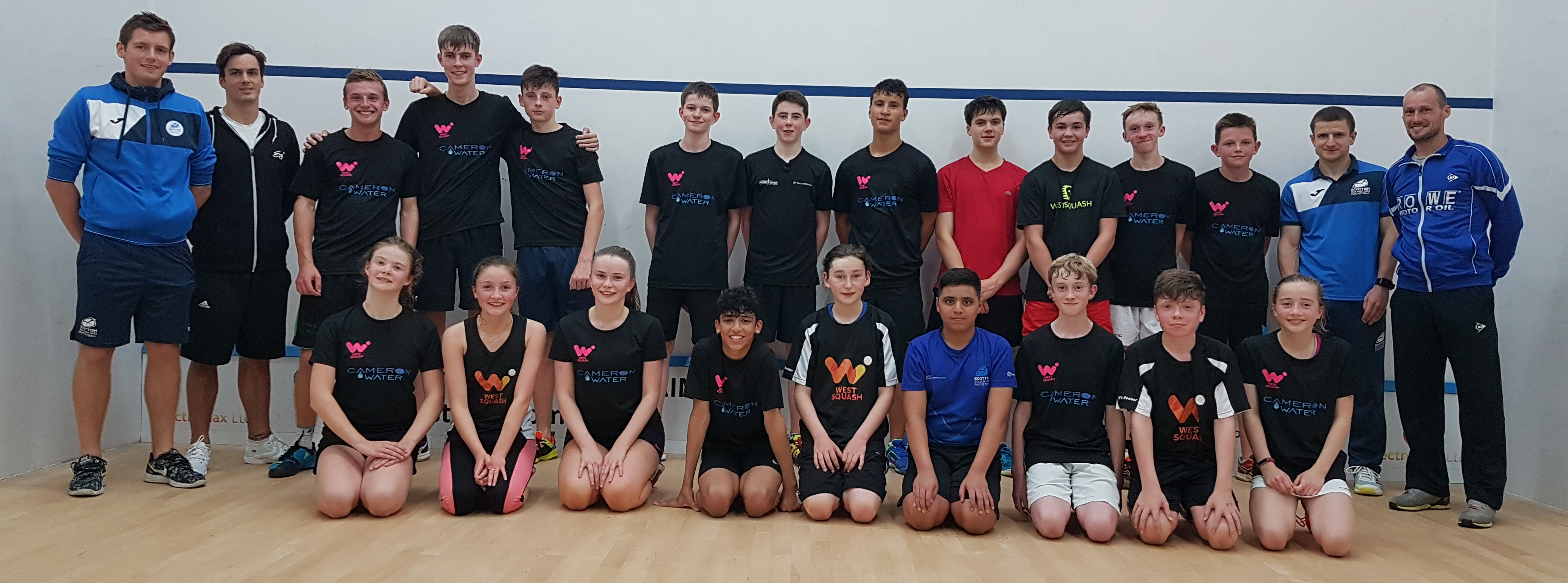 West Region Junior Coaching